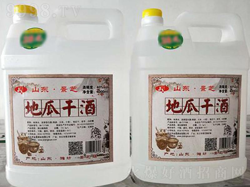 地瓜干酒浓香型白酒【40度4L】