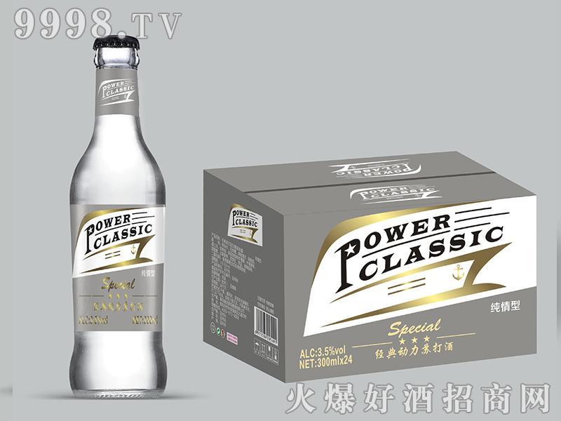 经典动力苏打酒纯情型3.5°275ml