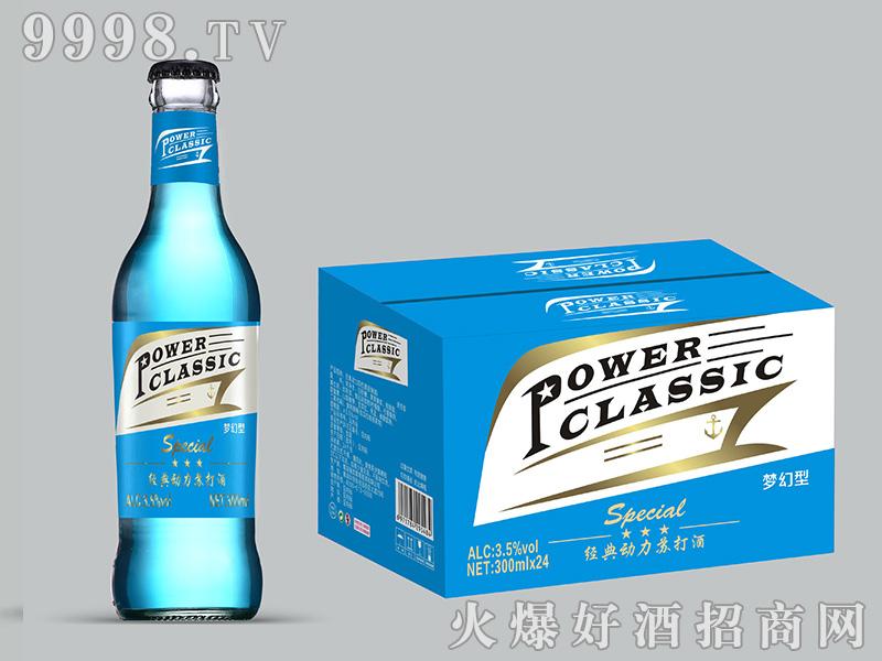 经典动力苏打酒梦幻型3.5°275ml