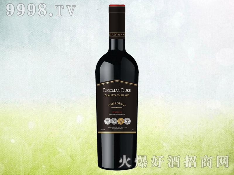 德索曼公爵干红葡萄酒750ml