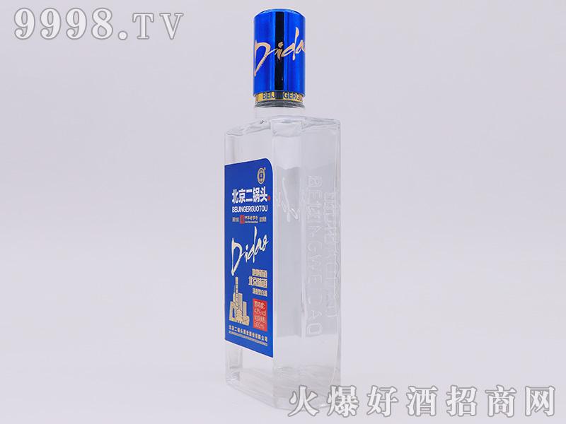 永丰北京二锅头42度500ml清香型白酒(左侧)