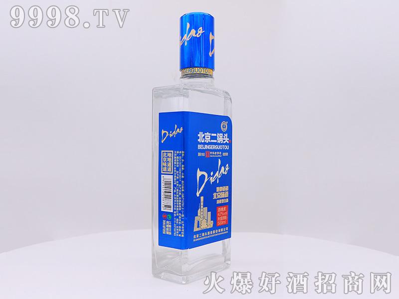 永丰北京二锅头42度500ml清香型白酒(右侧)