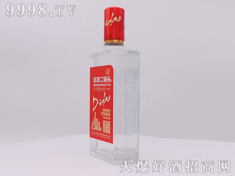 永丰北京二锅头红标42度500ml清香型白酒(右侧)