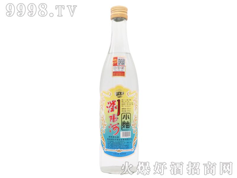 浏阳河酒小曲42°475ml清香型白酒