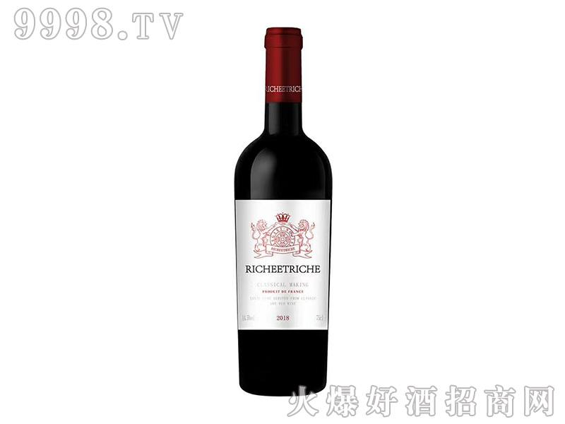 富贵�F金质干红葡萄酒14.5度750ml