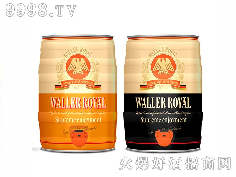 沃勒皇家啤酒麦芽度11°P 5l