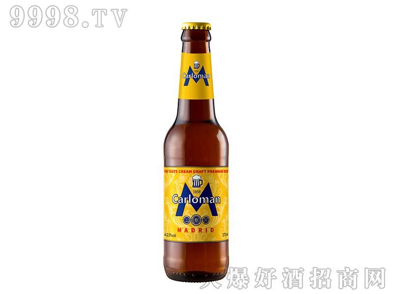 卡洛门啤酒2.5度275ml
