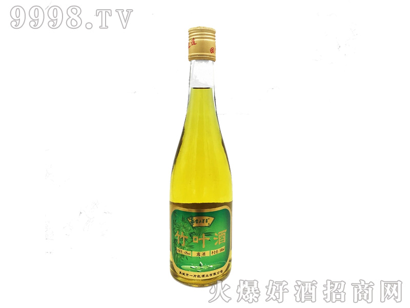 雪山百草竹叶酒42°500ml