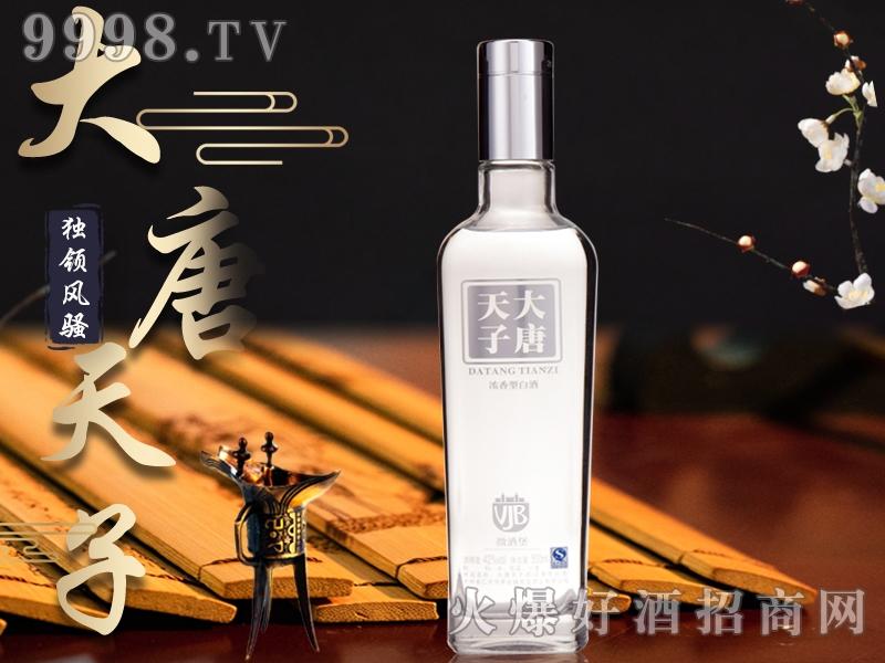 大唐天子酒独领风骚52°500ml浓香型白酒