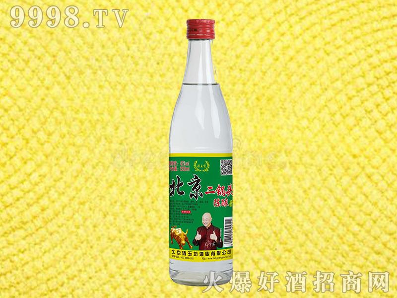 北京二锅头陈酿酒500mlX1