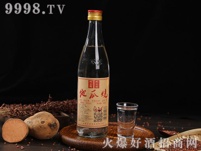 地瓜烧酒浓香型白酒【42°480ml】