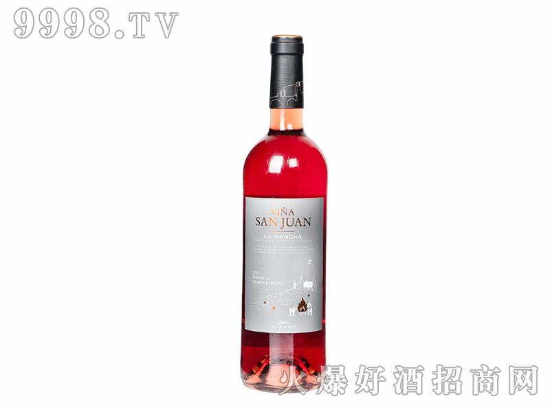 胜幻星星之火桃红葡萄酒