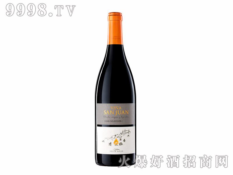 星星之火歌兰特选干红葡萄酒