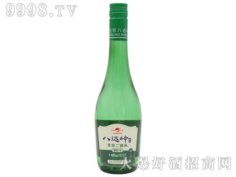 北京二锅头酒臻酿1号清香型白酒【46°480ml】