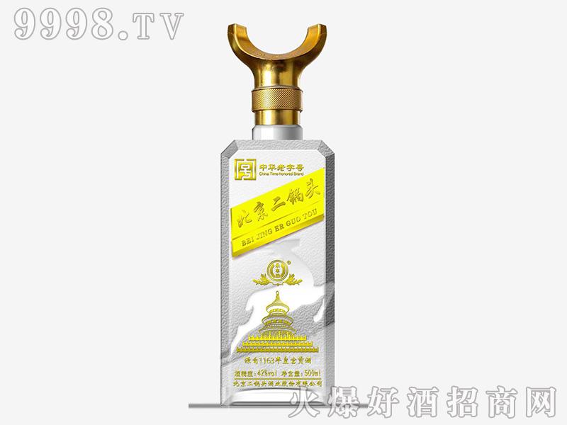 永丰北京二锅头・金标清香型白酒【42°500ml】