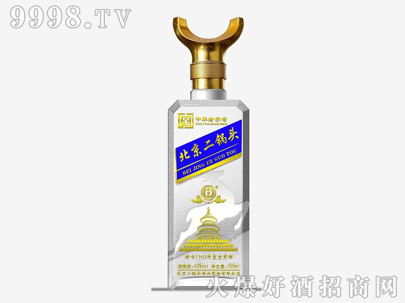 永丰北京二锅头・蓝标清香型白酒【42°500ml】