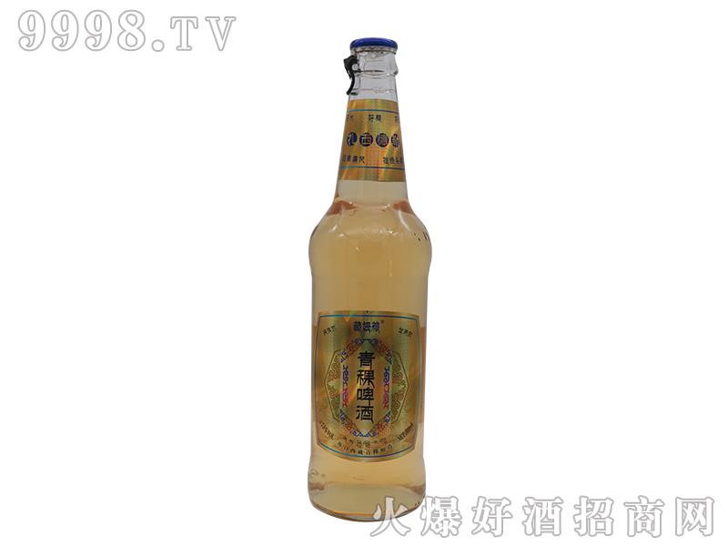藏姆粮青稞啤酒【5度500ml】