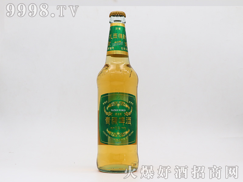 藏姆粮青稞啤酒瓶装【3.3度500ml】