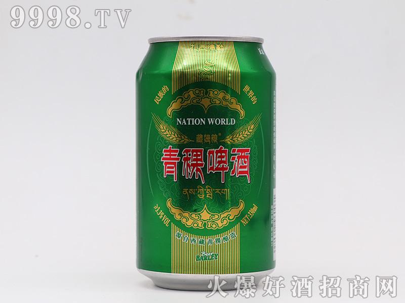 藏姆粮青稞啤酒【3.3度330ml】