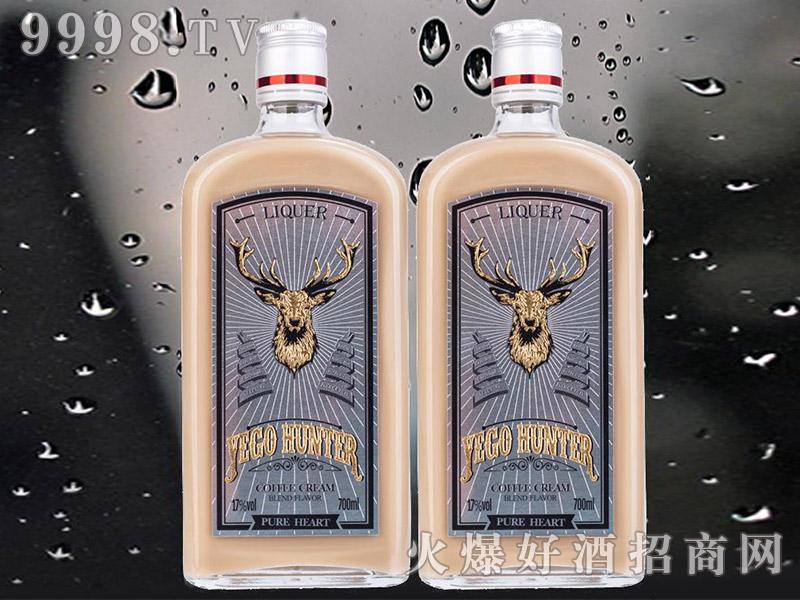 野格哈古雷斯咖啡奶油利口酒【17°700ml】
