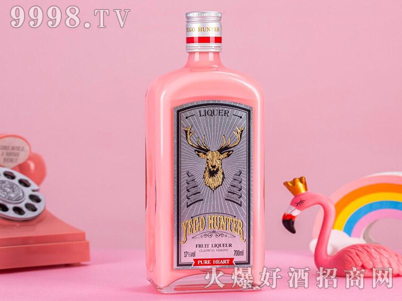 野格哈古雷斯草莓奶油利口酒【17°700ml】