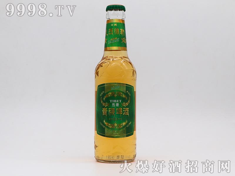 藏姆粮青稞啤酒【3.3%vol 330ml】