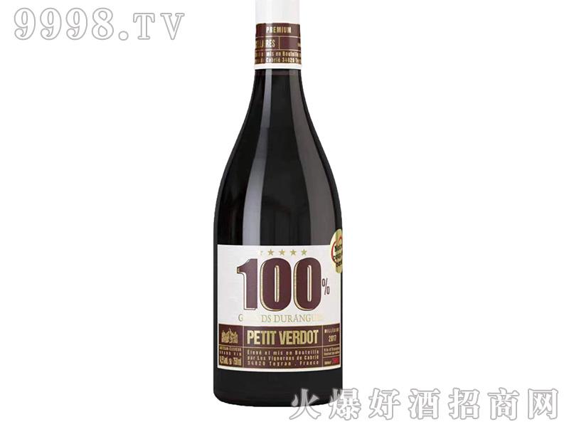 格兰戈小维多干红葡萄酒【14.5度750ml】