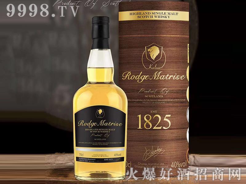 洛爵马铁士苏格兰威士忌【40度700ml】