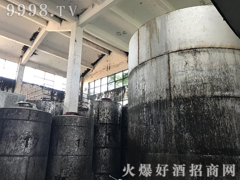 江西饶州酒业有限责任公司新厂设备