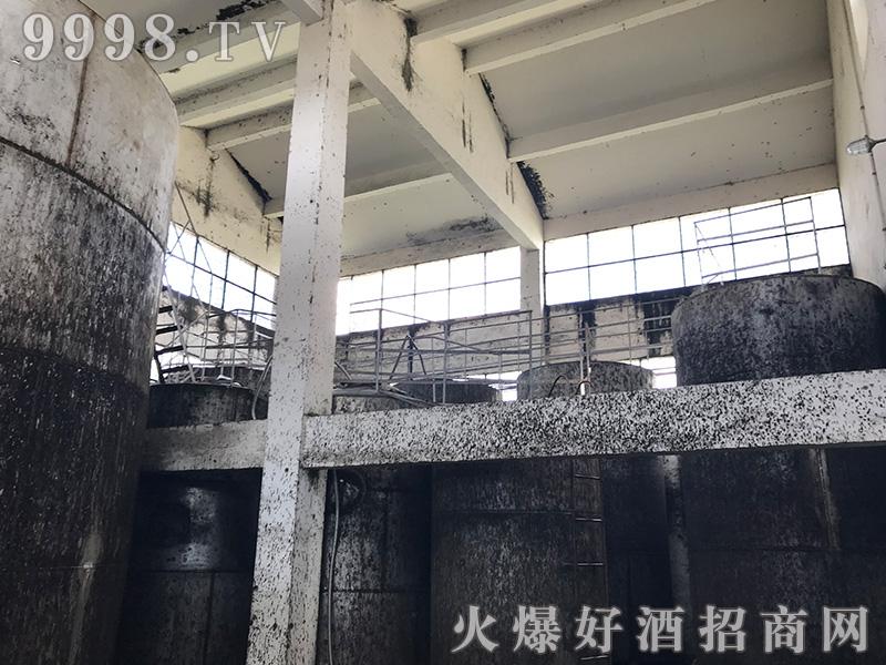 江西饶州酒业有限责任公司新厂车间