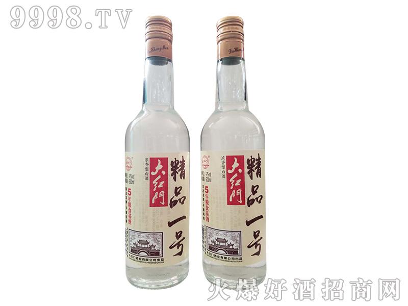 大红门精品一号浓香型白酒【42度500ml】