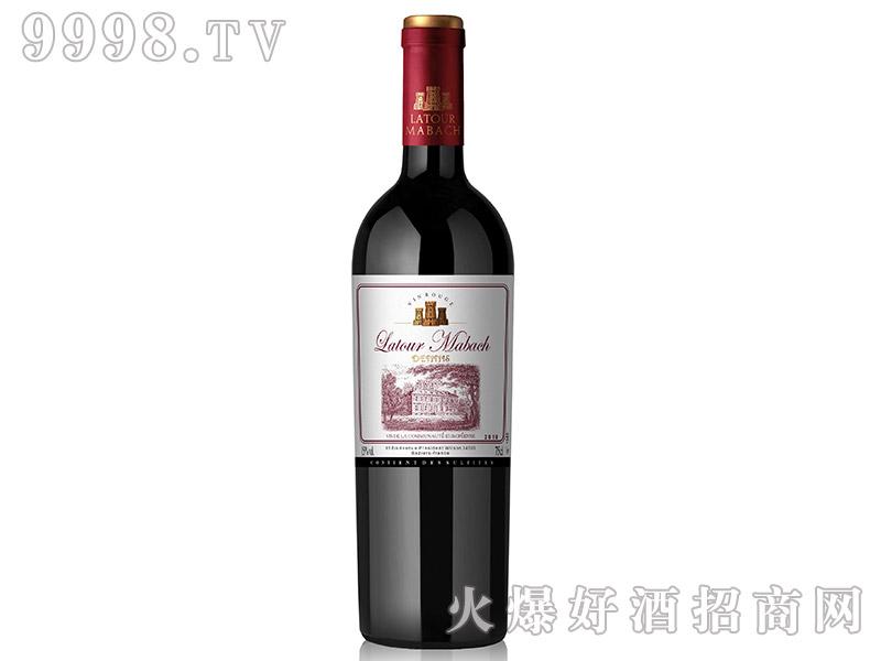 拉图迈巴克丹尼斯干红葡萄酒【15°750ml】
