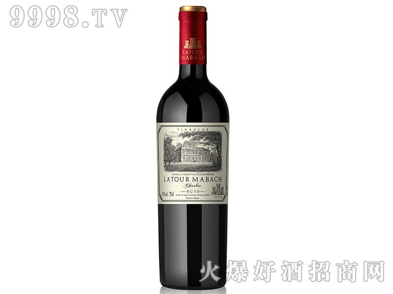 拉图迈巴克查尔斯干红葡萄酒【15°750ml】