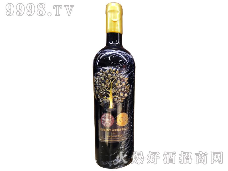 卡伦堡发财树干红葡萄酒【13.5°750ml】