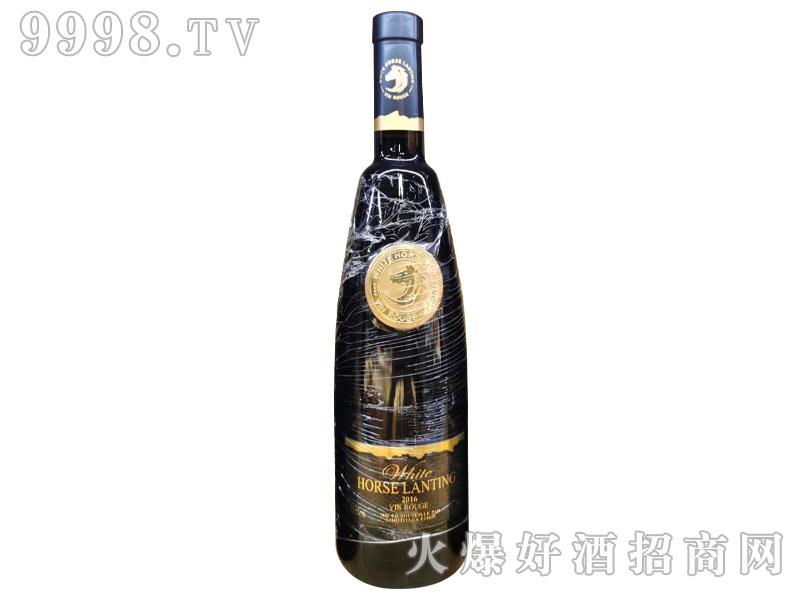 白马蓝婷干红葡萄酒【13.5°750ml】