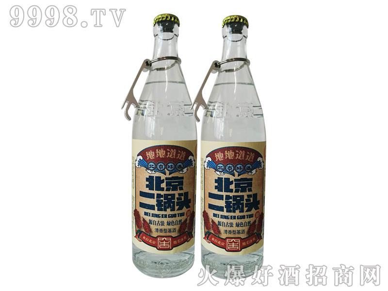 北京二锅头酒清香型白酒【42°500ml】