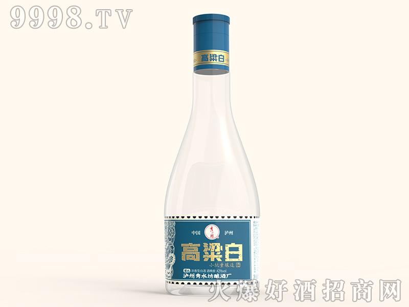 秀水坊高粱白酒窖6浓香型白酒【42°500ml】