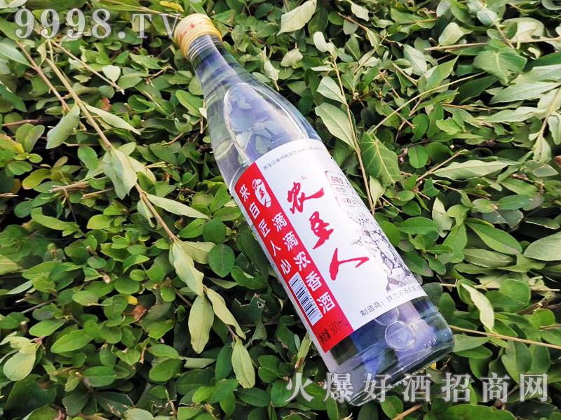 北大荒农垦人青春岁月白酒浓香型白酒【42°500ml】
