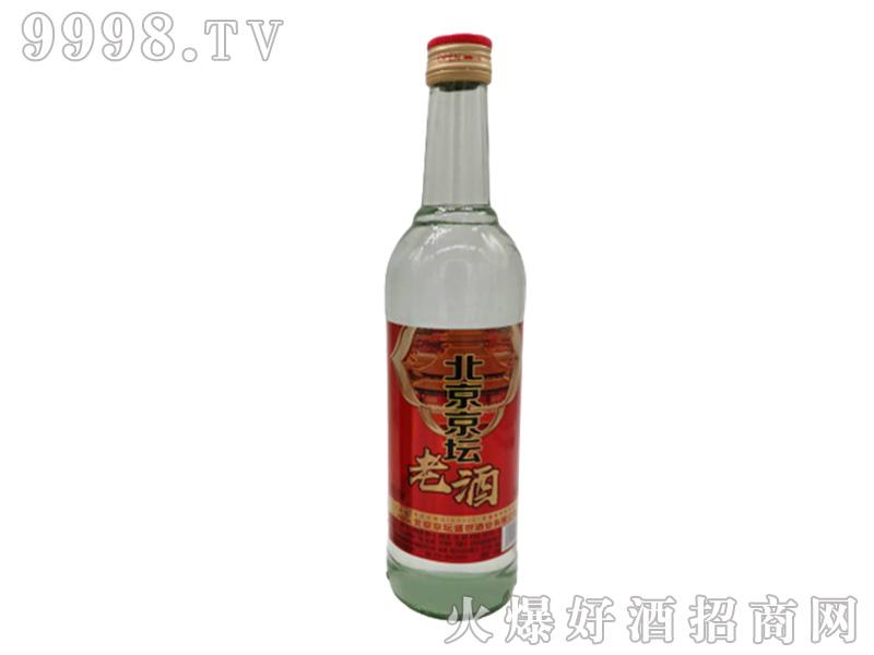 北京京坛老酒浓香型白酒【42度500ml】