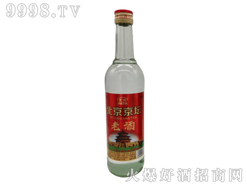 北京京坛老酒浓香型白酒【42°500ml】