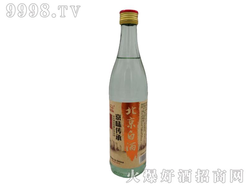 京坛北京白酒浓香型白酒【42°500ml】