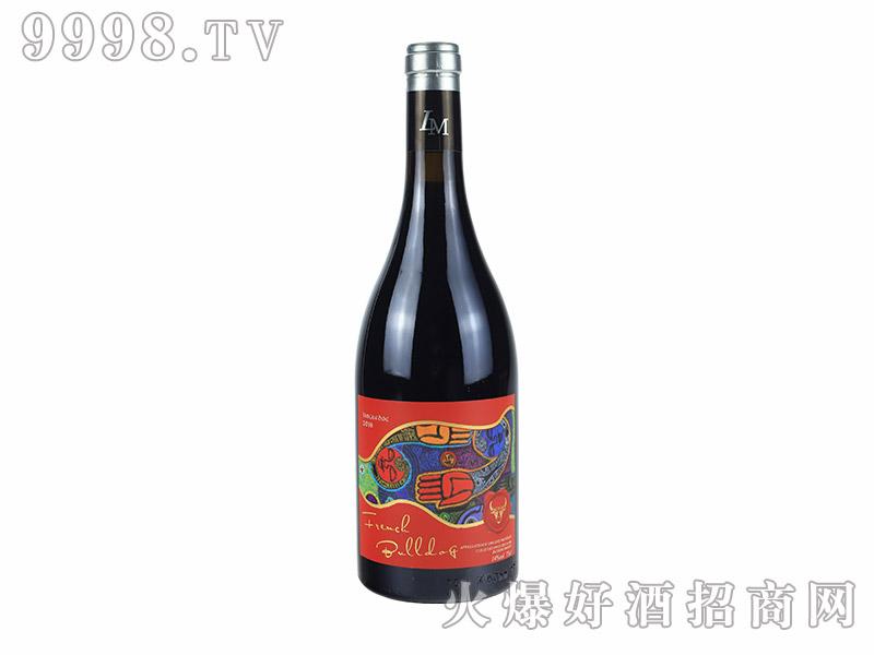 法牛-杜兰德干红葡萄酒【14度750ml】