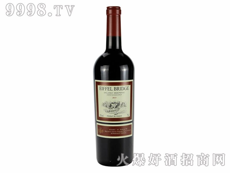 乔治干红葡萄酒【13度750ml】