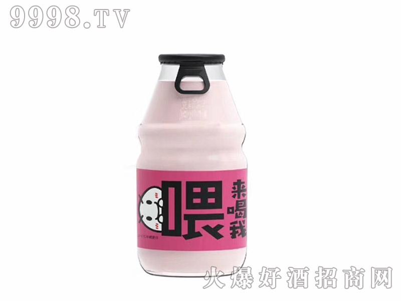 初饮嗨呦喂草莓味酸奶饮品【230g】