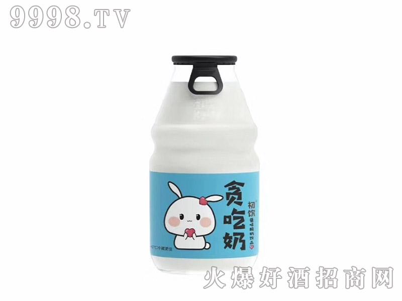 初饮贪吃奶原味小拉环【230g】