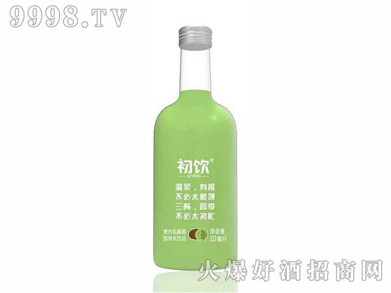 初饮复合猕猴桃饮品玻璃瓶【333ml】