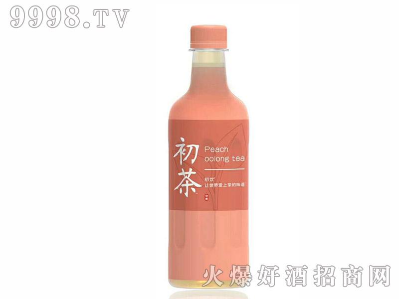 初饮初茶蜜桃乌龙茶【500ml】