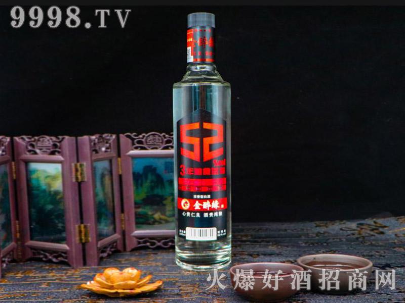 金醉缘酒浓香型白酒【52°500ml】