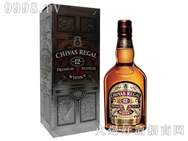 芝华士威士忌【43°700ml】