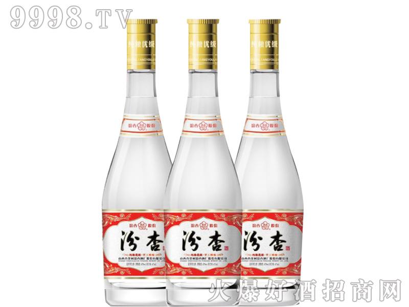 汾杏酒清香型白酒【42度475ml】